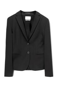 Sort Filippa K Jackie Cool Wool Jacket Dresser