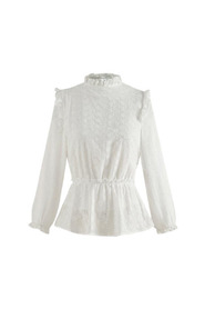 Rome Blouse Broderie