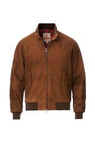 G9 Harrington Suede Jacket