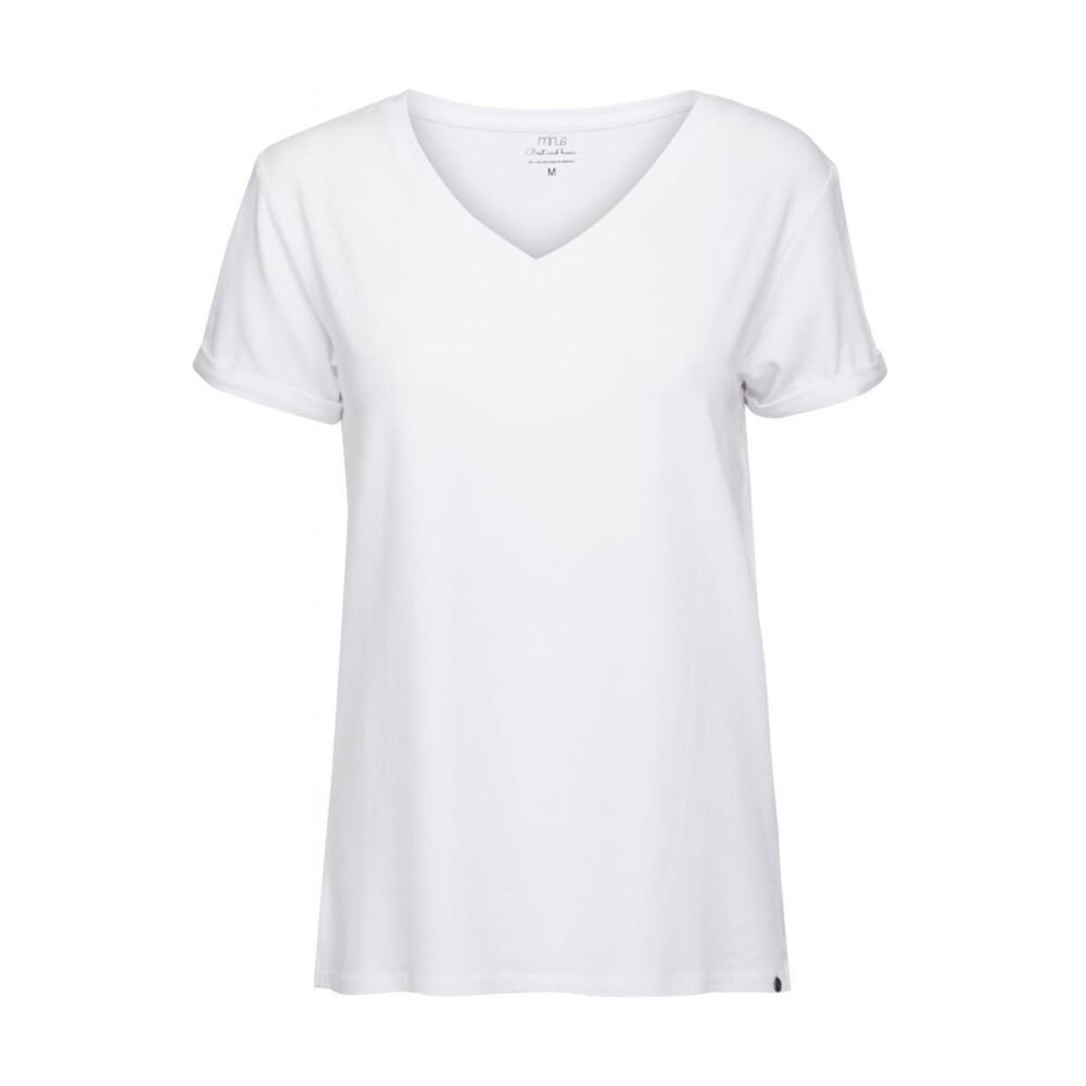 Adele tee - White Minus T-shirts til Kvinder i Hvid
