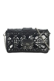 Pre-owned Promenade Chain Leather Crossbody Bag