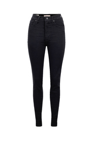 Sort Levi´s Mile high skinny Bukse
