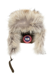 Hat with earmuffs