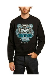 Varsity Tiger embroidered sweatshirt