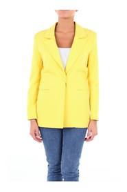 Blazer Women Yellow