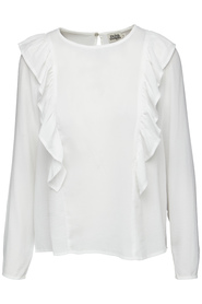 Twist & Tango Daphne Blouse Off White