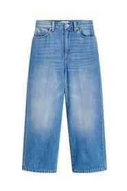 Jean Poppy Medium Bleached
