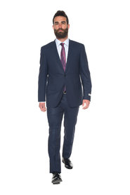 Suit with 2 buttons