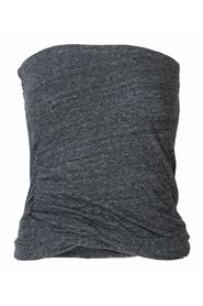 Ruched Detail Tube Top