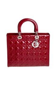 Brukt Large Lady Dior Tote