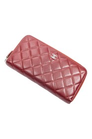 Pre-owned CC Classic Zip Around Wallet