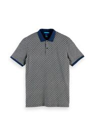 Polo in stretch pique quality