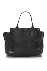 Allison Leather Tote Bag