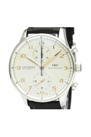 Portugieser Automatic Stainless Steel Men's Sports Watch IW371401