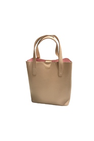 beige Jim Rickey amelie mini Veske