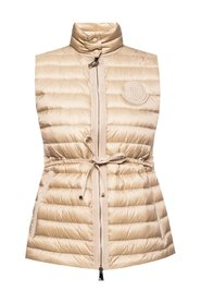 Azur quilted down vest