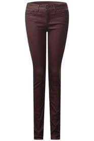 STREET ONE - Gecoate slim fit-broek York