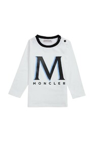 Long-Sleeved T-Shirt with Logo