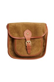 Le Flav Velours leather bag