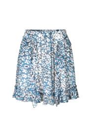 Clouds Mw Short Skirt Drops