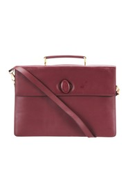 Must de Cartier Leather Business Bag