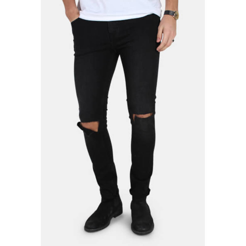 Cheap Monday Tight Jeans Cut Haze