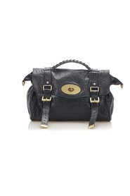 Alexa Leather Satchel