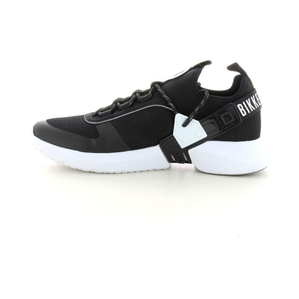 Schoenen b4bkm0045 Gregg slip on   1  black 3148 | Bikkembergs | Sneakers | Herenschoenen