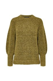 Knitted Pullover Oversized
