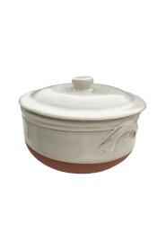 Stew Pot hvid