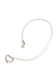 Necklace Loving Round Heart