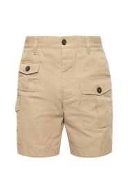 Bomuld shorts