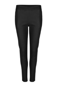 Lebon Stretch Leather Pants Bukse