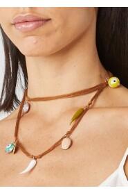 collana donna con ciondoli