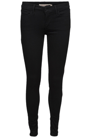 Levis  710 Super Skinny Black