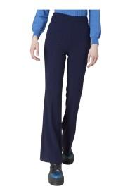 Pantaloni fondo ampio