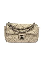 Pre-owned Quilted Leather Flap Bag