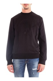 BIKKEMBERGS C61504FE1978 Sweat Men BLACK