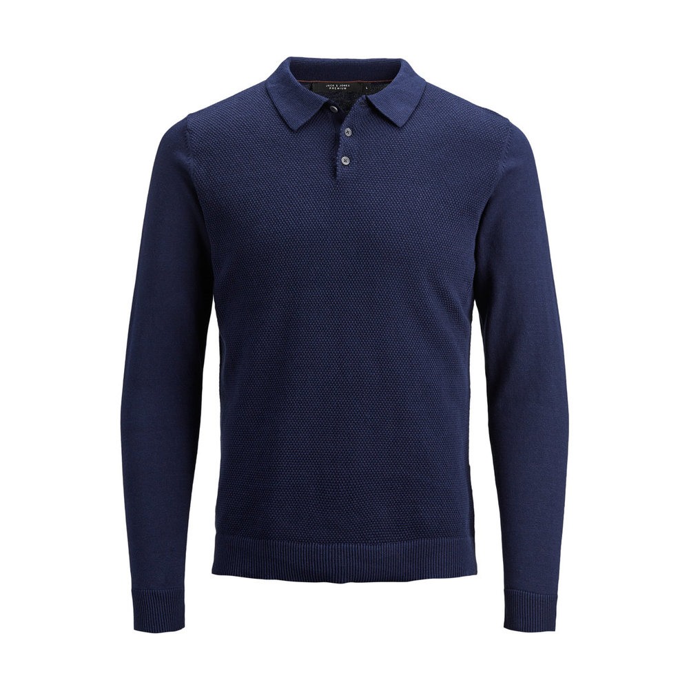 Polo Shirt Knitted