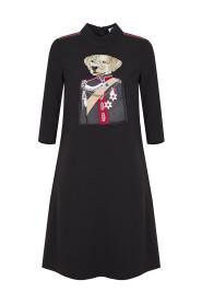 Sukienka z psem