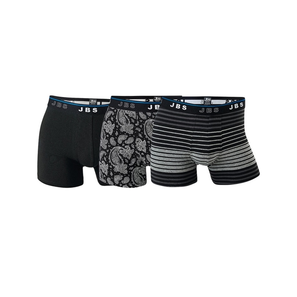 3-Pack Stretch Boxershorts