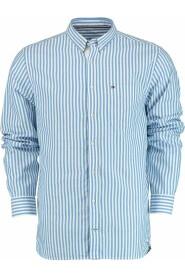 Casual overhemden met lange mouwen