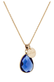 Everneed Noelle Blue Jewel gold