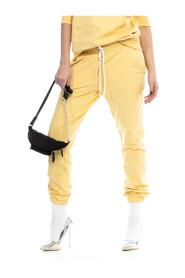 spodnie oversize