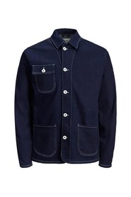 Denim jacket Workwear-inspired