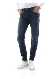 LEVIS 28833 0405 - 512 SLIM TAPER JEANS Men DENIM DARK BLUE