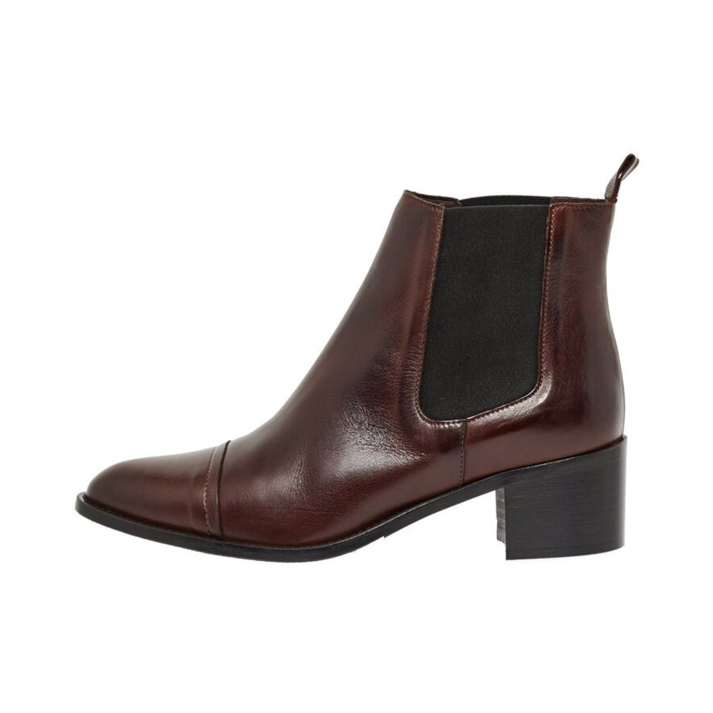Dark Brown Chelsea boots Western look | Bianco | Jodhpurs
