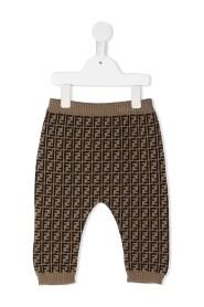 FF motif trousers