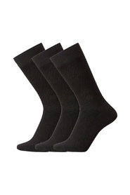 Claudio socks rib 3-pack