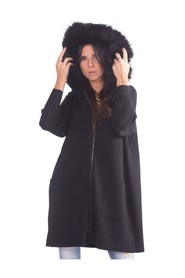 Hooded Cardigan - M426L077WM